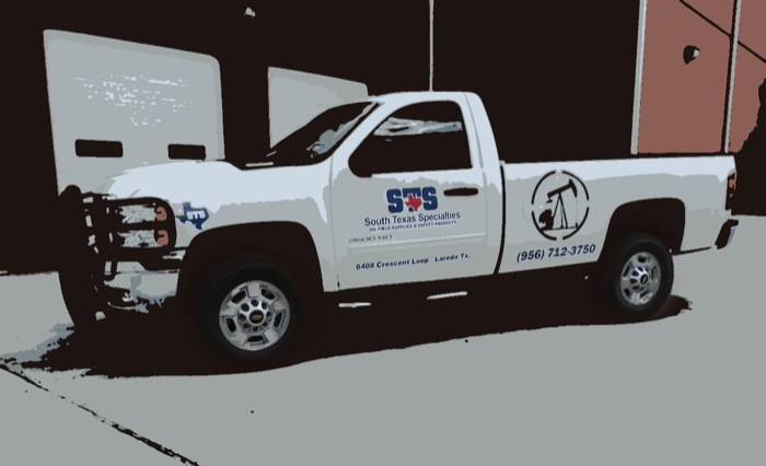 South Texas Specialties Truck