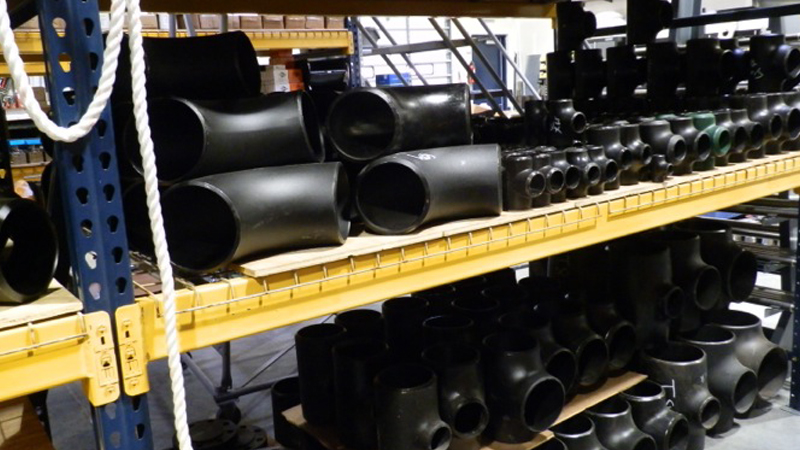 South Texas Specialties Welded Fittings