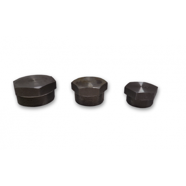 Sts m forged steel hex plugs fittings