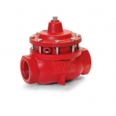 "KIMRAY (#EMB2) 112 SMT DOUBLE ACTING MOTOR VALVE 1"" THREADED LOW PRESSUE MOTOR VALVE 175 PSI"