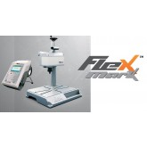 FLEX MARK Dot peen marking machine / benchtop