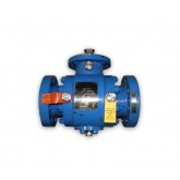 "3"" CL600 R/F CS/SS/HNBR NACE FLANGED CHECK VALVE - KF VALVES"