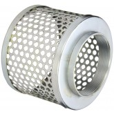 ROUND HOLE SUCTION STRAINER SCREENS