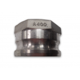 MALE ADAPTER X FNPT CAM & GROOVE COUPLINGS TYPE A (ALUMINUM)