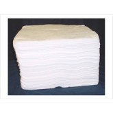 WHITE OIL ABSORBENT PADS