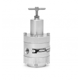 KIMRAY (#YAV) 12 SGR SUPPLY GAS REGULATOR - ALUMINUM 300 PSI