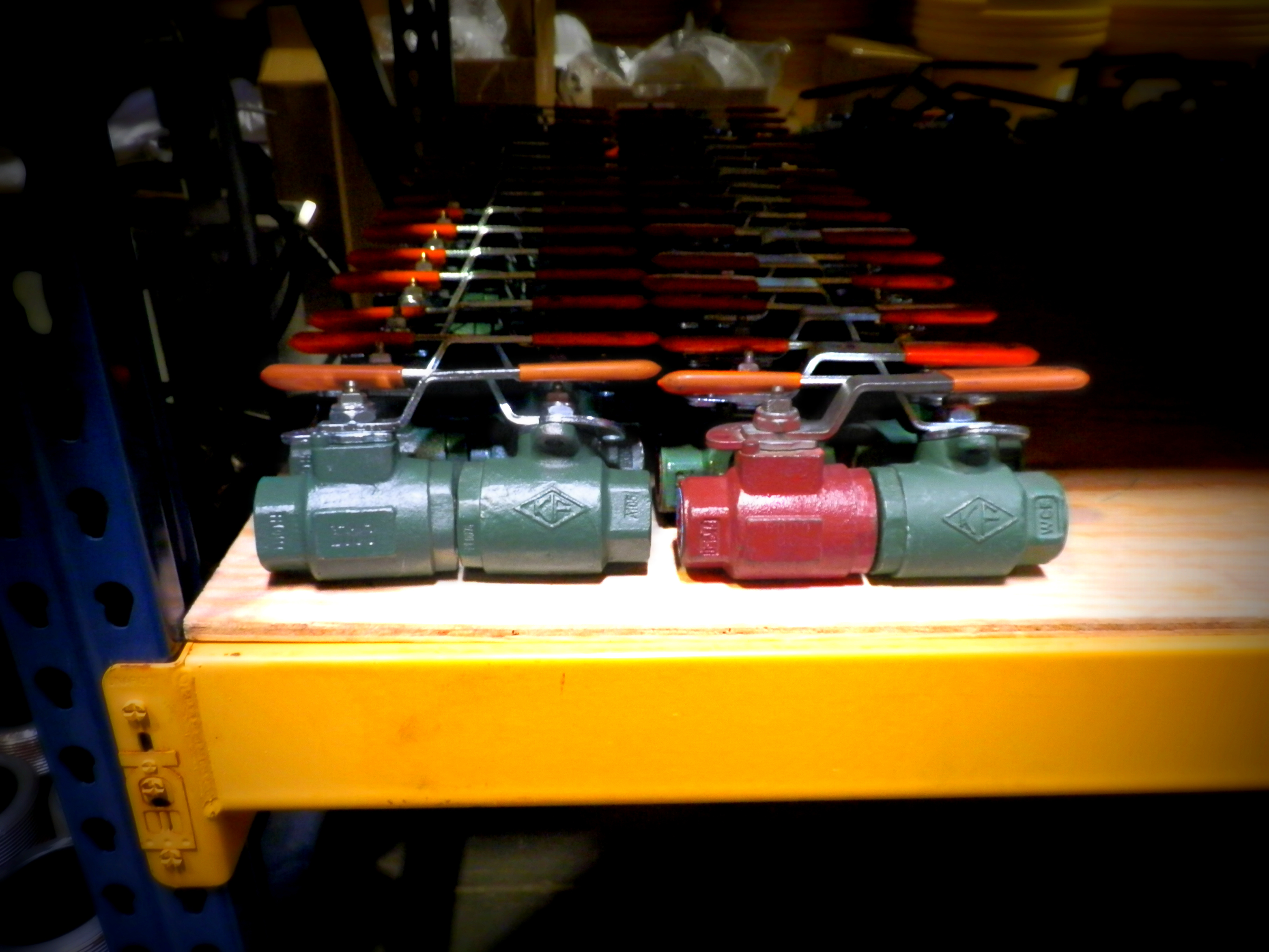 South Texas Specialties KF Ball Valves