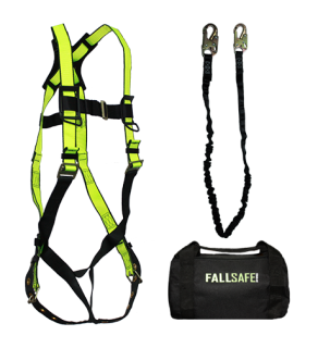 sts fall safe extreme compliance safety harness kit with small hook stsfall safe extreme compliance safety harness kit with small hook
