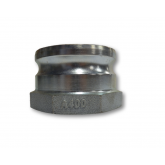 MALE ADAPTER X FNPT CAM & GROOVE COUPLINGS TYPE A (CAST IRON)