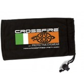 CROSSFIRE BLACK FIBER BAG