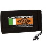 CROSSFIRE BLACK FIBER BAG