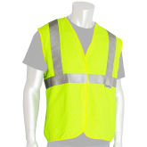 PIP 305-2000 TYPE R CLASS 2 SOLID FR SAFETY VEST