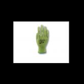 PUG NEON GREEN POLYURETHANE GLOVES 12PK