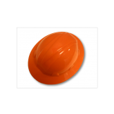 HARD HAT FULL BRIM RATCHET SUSPENSION HI-VIZ ORANGE (DARK)