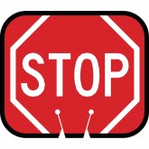 STOP CONE SIGN